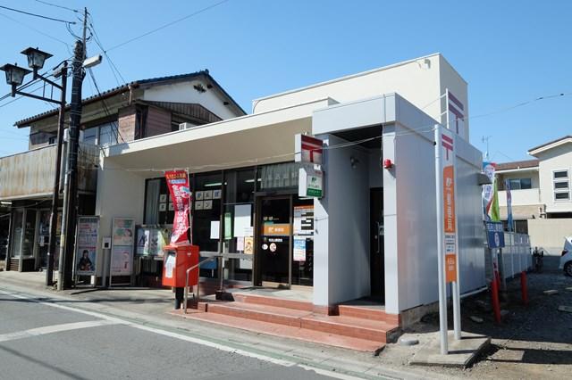 毛呂山郵便局 524m