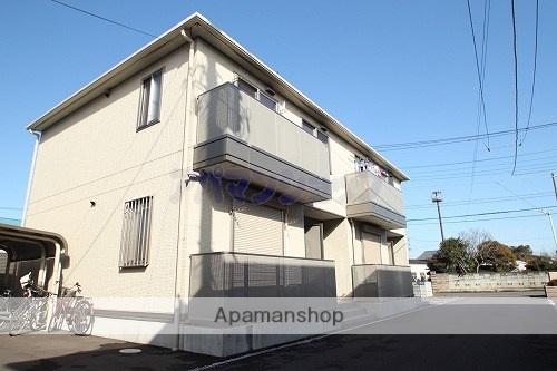 埼玉県川越市、的場駅徒歩29分の築8年 2階建の賃貸アパート