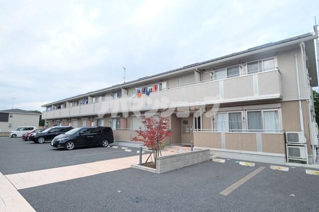 埼玉県東松山市、高坂駅徒歩17分の築4年 2階建の賃貸アパート