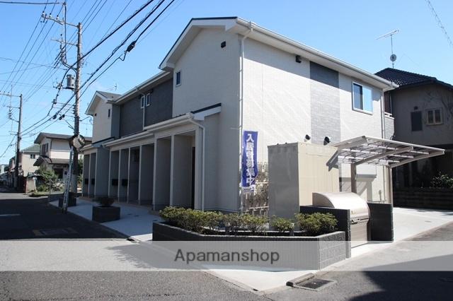 埼玉県川越市、的場駅徒歩22分の新築 2階建の賃貸アパート