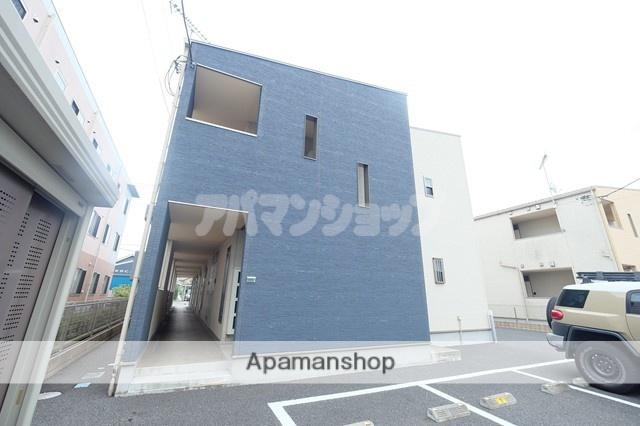 埼玉県東松山市、高坂駅徒歩10分の築2年 2階建の賃貸アパート