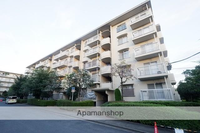 埼玉県川越市、的場駅徒歩27分の築35年 5階建の賃貸マンション