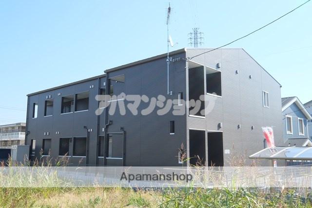 埼玉県東松山市、高坂駅徒歩12分の新築 2階建の賃貸アパート