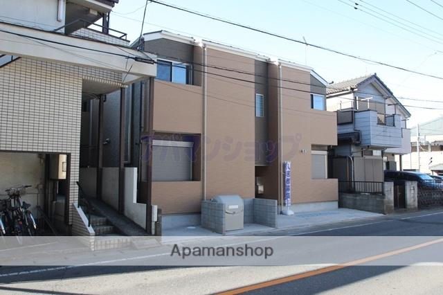 埼玉県川越市、的場駅徒歩24分の新築 2階建の賃貸アパート