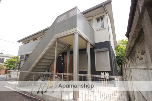 埼玉県坂戸市、北坂戸駅徒歩6分の築6年 2階建の賃貸アパート