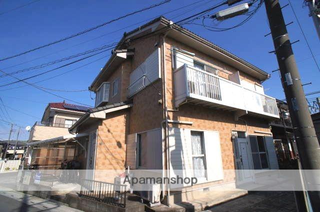 埼玉県北足立郡伊奈町、白岡駅徒歩5分の築25年 2階建の賃貸テラスハウス