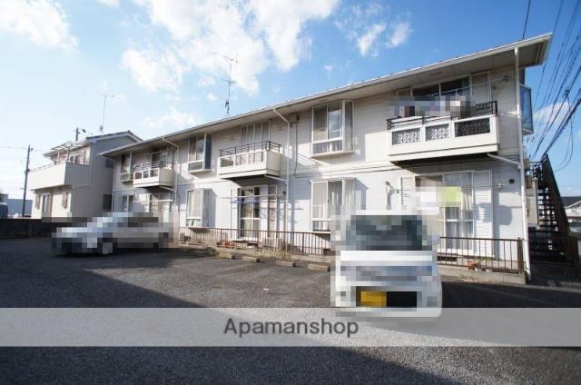 埼玉県北足立郡伊奈町、白岡駅徒歩20分の築27年 2階建の賃貸アパート