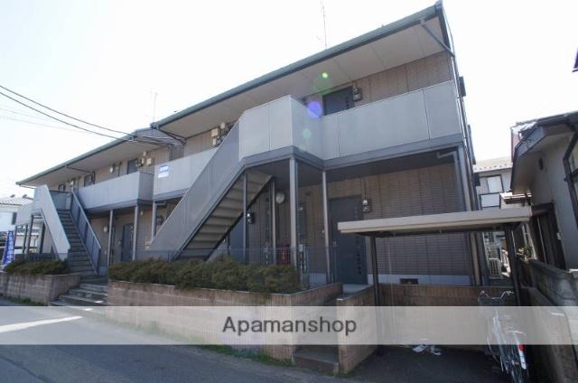 埼玉県北足立郡伊奈町、白岡駅徒歩19分の築16年 2階建の賃貸アパート