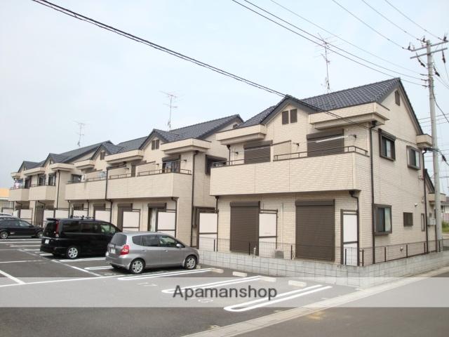 埼玉県北足立郡伊奈町、白岡駅徒歩7分の築13年 2階建の賃貸アパート