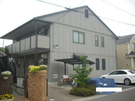 埼玉県北足立郡伊奈町、伊奈中央駅徒歩4分の築17年 2階建の賃貸アパート