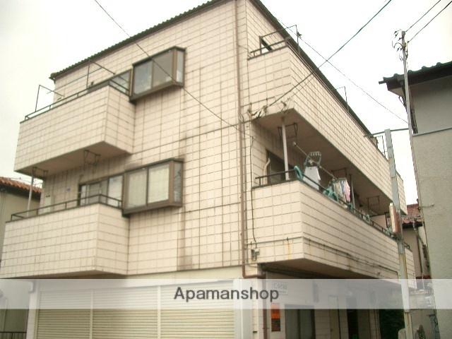 埼玉県入間市、武蔵藤沢駅徒歩12分の築27年 3階建の賃貸アパート