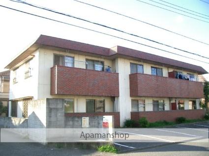 埼玉県入間市、入間市駅徒歩18分の築28年 2階建の賃貸アパート