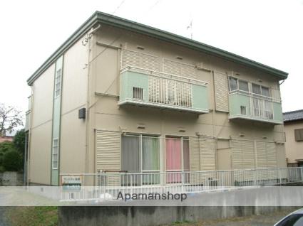 埼玉県入間市、仏子駅徒歩10分の築28年 2階建の賃貸アパート