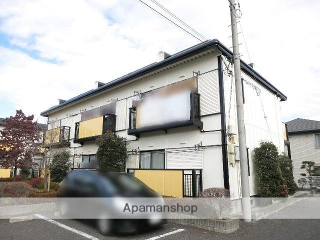 埼玉県入間市、東飯能駅徒歩29分の築25年 2階建の賃貸アパート