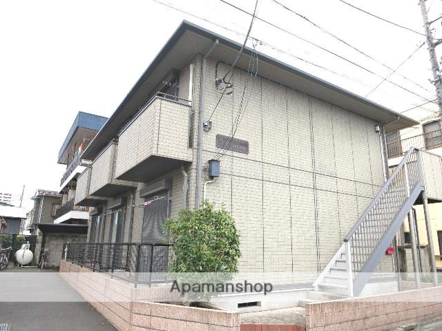 埼玉県飯能市、飯能駅徒歩12分の築12年 2階建の賃貸アパート