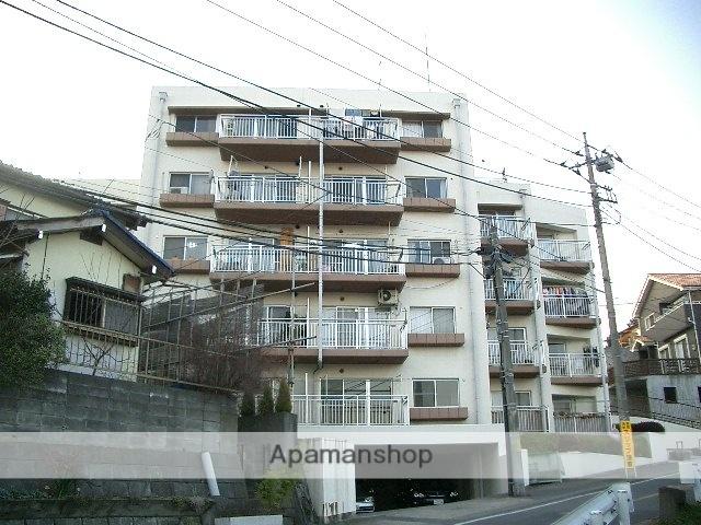 埼玉県入間市、入間市駅徒歩12分の築29年 5階建の賃貸マンション