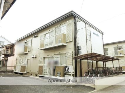 埼玉県入間市、武蔵藤沢駅徒歩8分の築27年 2階建の賃貸アパート
