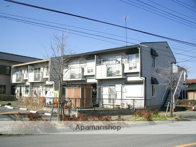 埼玉県入間市、入間市駅徒歩17分の築30年 2階建の賃貸アパート
