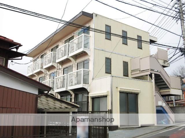 埼玉県入間市、元加治駅徒歩8分の築27年 3階建の賃貸マンション