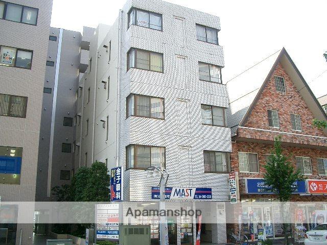 埼玉県入間市、入間市駅徒歩3分の築25年 5階建の賃貸マンション