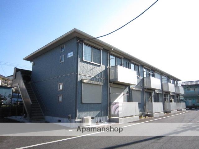 埼玉県入間市、稲荷山公園駅徒歩22分の築9年 2階建の賃貸アパート
