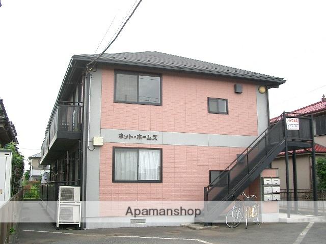 埼玉県入間市、稲荷山公園駅徒歩26分の築17年 2階建の賃貸アパート