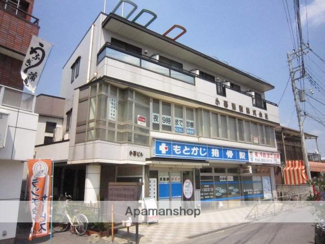 埼玉県入間市、元加治駅徒歩1分の築22年 3階建の賃貸マンション