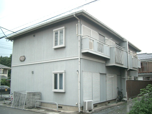 埼玉県入間市、入間市駅徒歩24分の築27年 2階建の賃貸アパート
