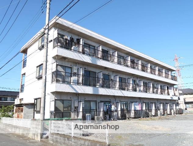 埼玉県入間市、狭山ヶ丘駅徒歩14分の築24年 3階建の賃貸マンション