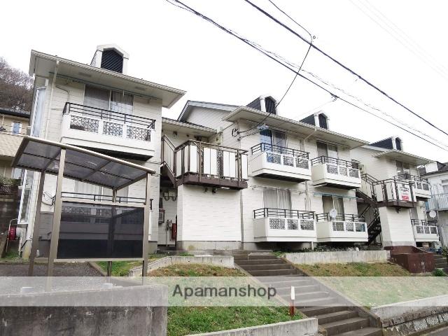 埼玉県入間市、仏子駅徒歩8分の築28年 2階建の賃貸アパート