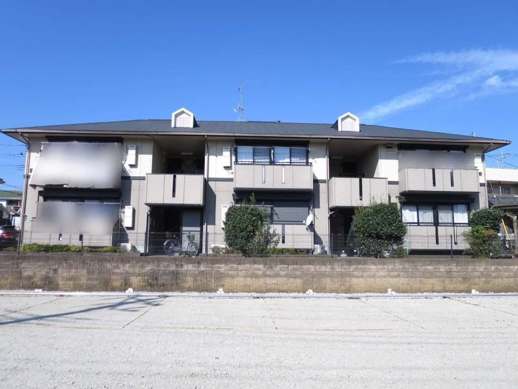 埼玉県入間市、武蔵藤沢駅徒歩22分の築22年 2階建の賃貸アパート
