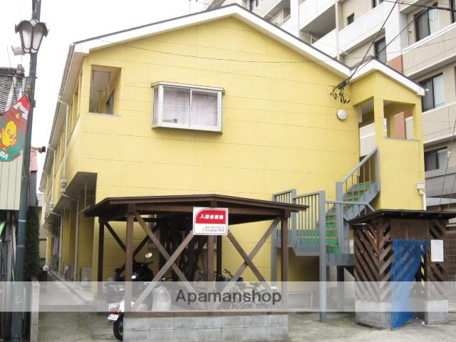 埼玉県飯能市、東飯能駅徒歩10分の築11年 2階建の賃貸アパート