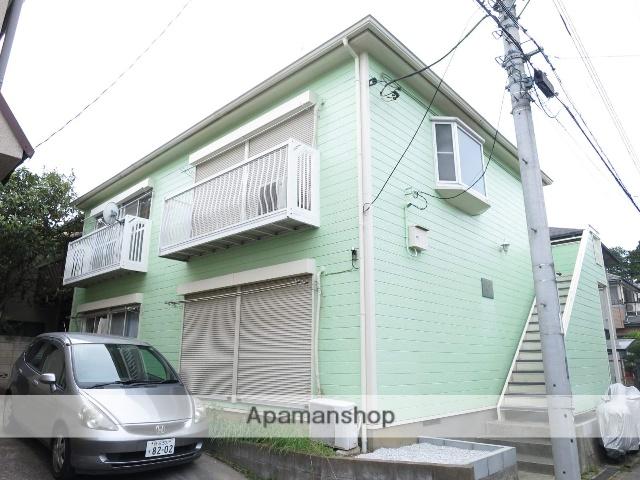 埼玉県入間市、仏子駅徒歩11分の築27年 2階建の賃貸アパート