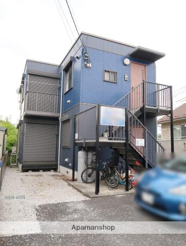 埼玉県入間市、入間市駅西武バスバス8分坂下下車後徒歩2分の築12年 2階建の賃貸アパート