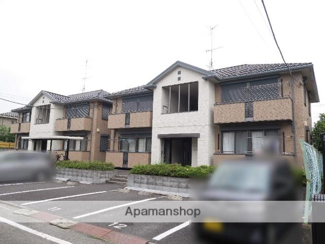 埼玉県飯能市、飯能駅徒歩18分の築14年 2階建の賃貸アパート