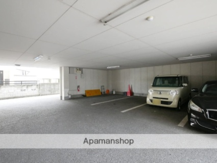 アマン富士見[3DK/54m2]の駐車場