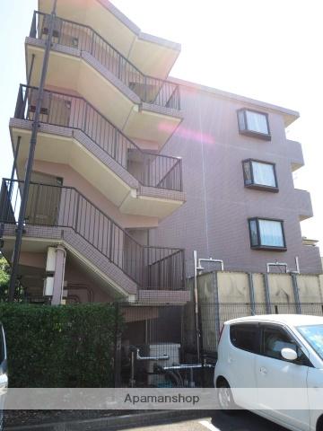 埼玉県入間市、仏子駅徒歩12分の築21年 4階建の賃貸マンション