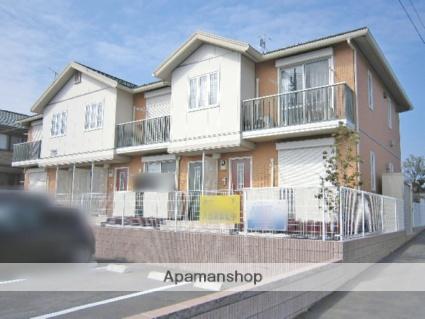 埼玉県入間市、入間市駅徒歩16分の築7年 2階建の賃貸アパート