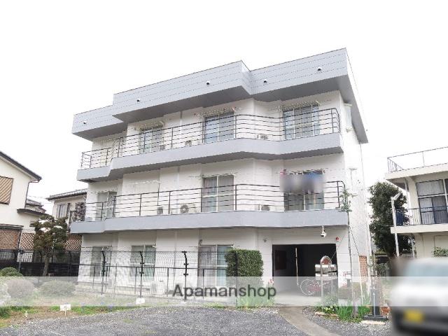 埼玉県入間市、仏子駅徒歩7分の築27年 3階建の賃貸マンション