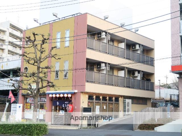 埼玉県入間市、入間市駅徒歩2分の築13年 3階建の賃貸マンション