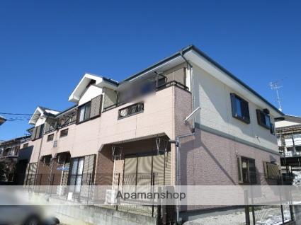 埼玉県飯能市、東飯能駅徒歩27分の築13年 2階建の賃貸アパート