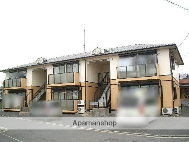埼玉県入間市、仏子駅徒歩16分の築19年 2階建の賃貸アパート
