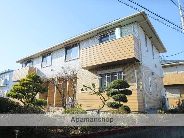 埼玉県入間市、金子駅徒歩5分の築2年 2階建の賃貸アパート