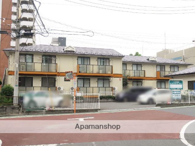 埼玉県入間市、稲荷山公園駅徒歩22分の築18年 2階建の賃貸アパート
