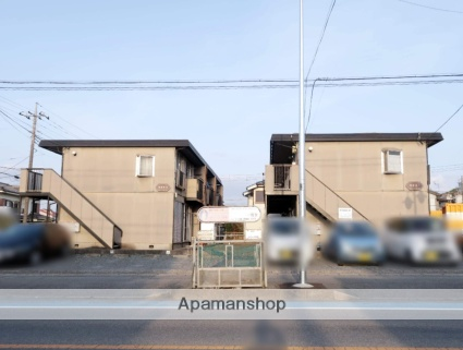 埼玉県入間市、入間市駅徒歩16分の築31年 2階建の賃貸アパート