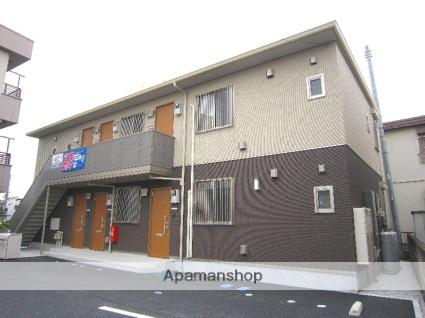 埼玉県入間市、入間市駅西武バスバス7分小谷田下車後徒歩5分の築6年 2階建の賃貸アパート