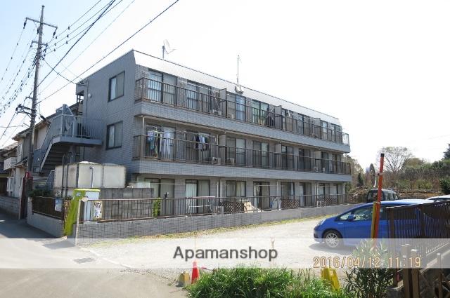埼玉県狭山市、新狭山駅徒歩8分の築25年 3階建の賃貸マンション