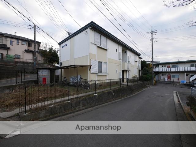 埼玉県狭山市、狭山市駅徒歩12分の築29年 2階建の賃貸アパート