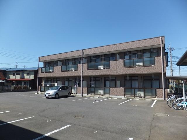埼玉県狭山市、武蔵藤沢駅徒歩22分の築13年 2階建の賃貸マンション