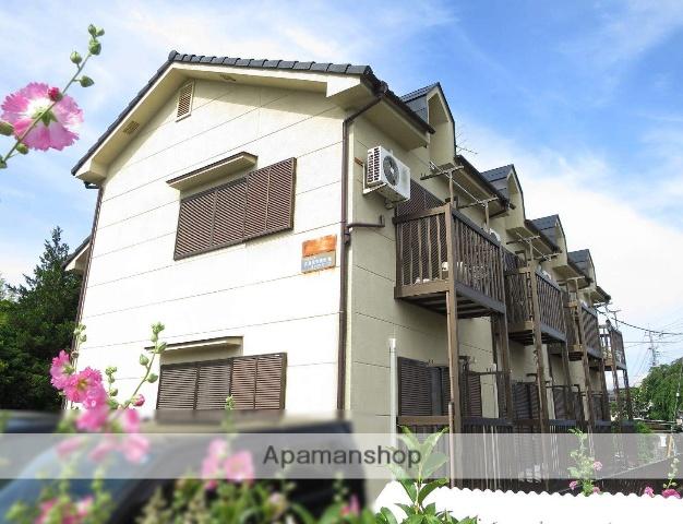 埼玉県入間市、金子駅徒歩5分の築24年 2階建の賃貸アパート